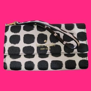 Kate Spade Cellphone Wristlet Smartphone Wallet